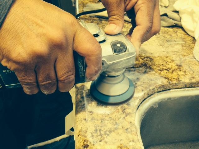 repairing_granite