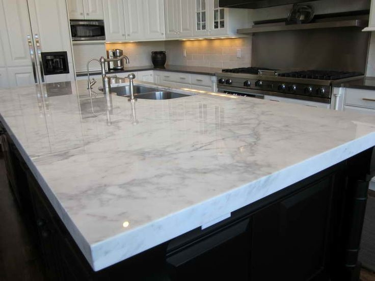 Quartz 1 annadale monument countertops for Seamless quartz countertops